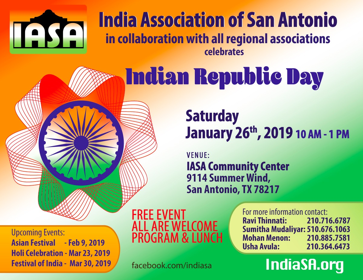 India Association of San Antonio